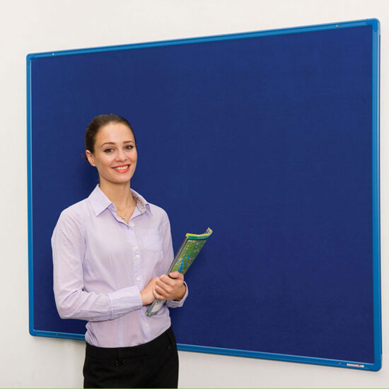 Colour Co-ordinated Frame Noticeboards