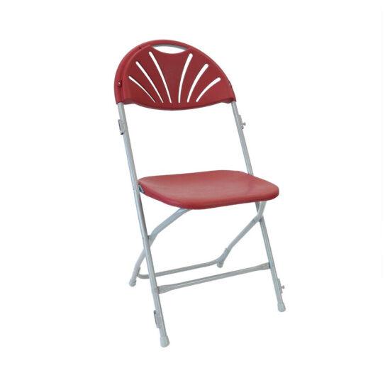 Comfort Back Folding Chair