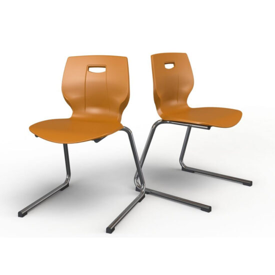 Geo Chair Reverse Cantilever