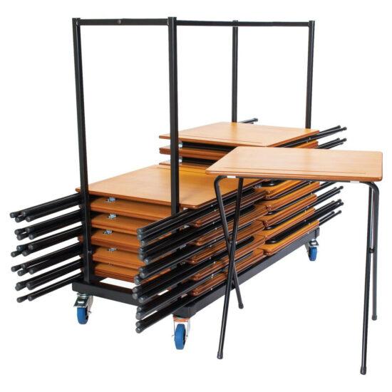 40 Zlite Standard Folding Exam Desk