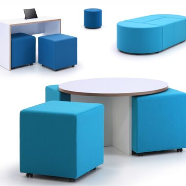 Box-IT Soft Seating and Tables