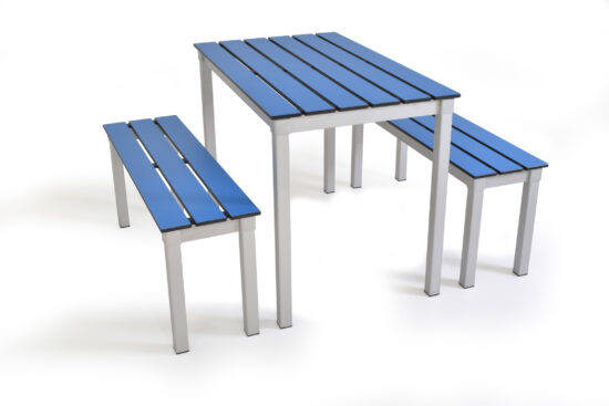 Enviro Outdoor Dining Benches