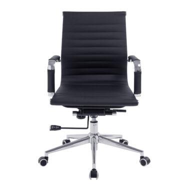 AURA Medium Back Swivel Chair
