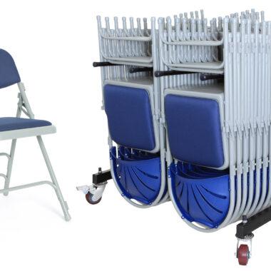 Steel Frame Folding Chair Package